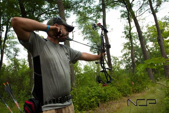 Bow shooting 2