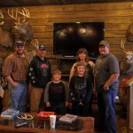Sawyers hunt group shot